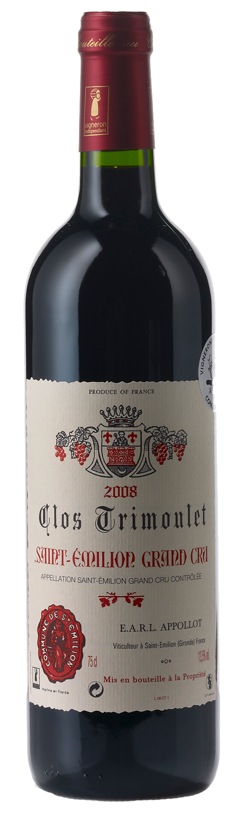 Clos Trimoulet AOC