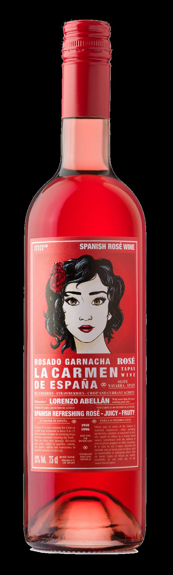 La Carmen - Rosado