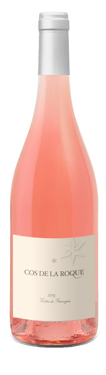 Cos de la Roque Rosé IGP