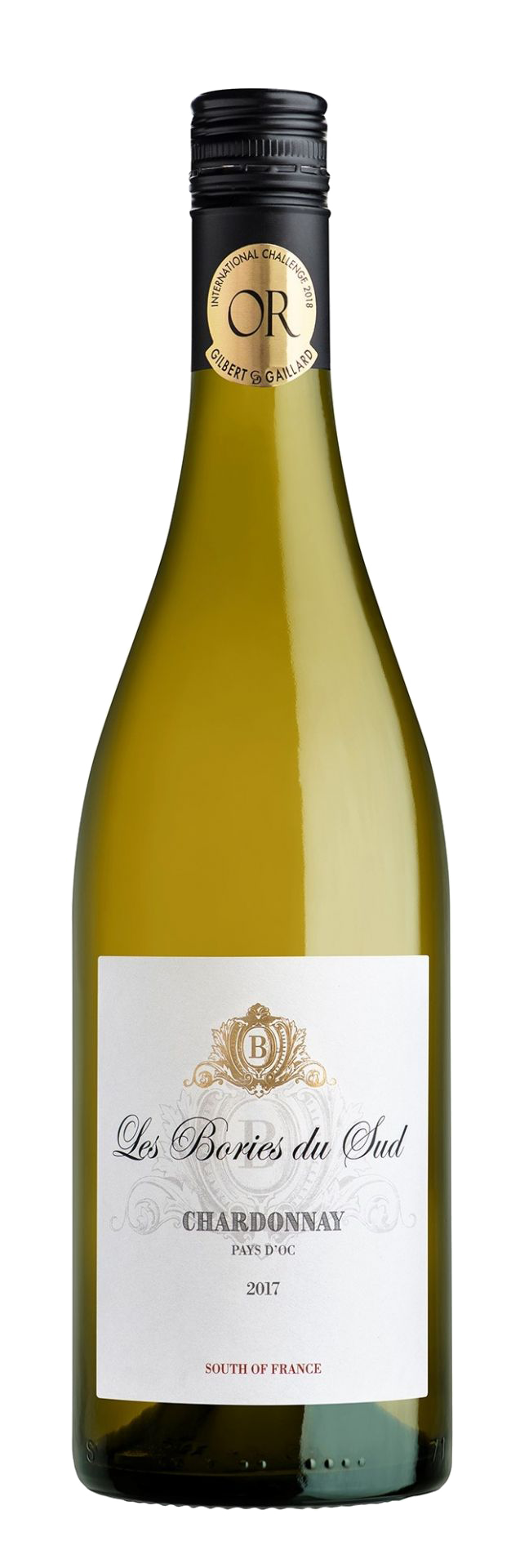 Chardonnay IGP Les Bories du Sud