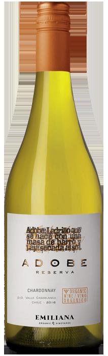 Adobe Chardonnay Reserva