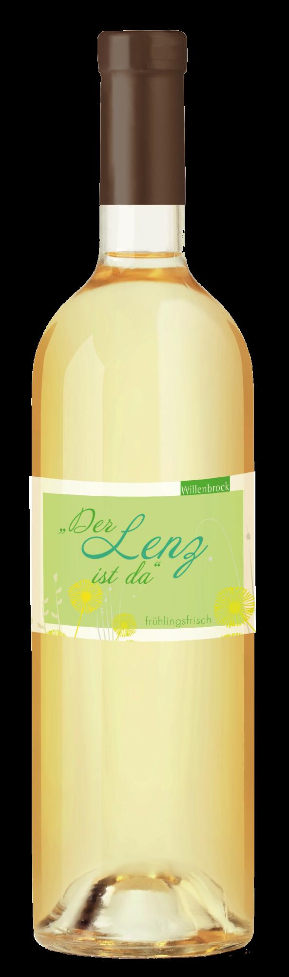 Der Lenz ist da - Pinot Blanc QbA